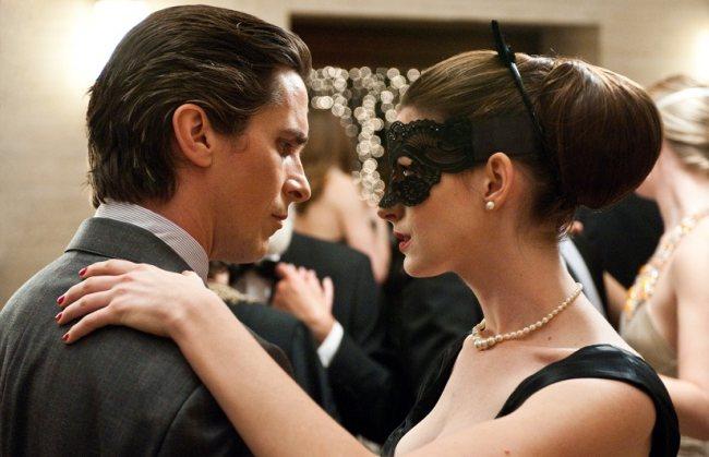 Bruce y Selina, quiero decir, Diego y Ana el viernes que viene