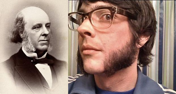 El señor Braxton fue además el primer hipster de la historia