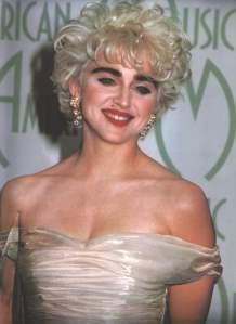 Por si no teníais en la cabeza las pintillas de Madonna en los 90